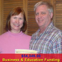Business & Education Funding