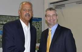 Stedman Graham Oprah Winfrey Chris Johnson Grant Funding Expert