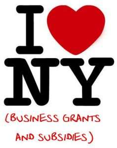 I Love New York for Business Grants and Subsidies