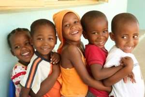 South Africa's Social Grant Helps Children Grow